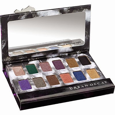 Urban Decay Shadow Box 2014
