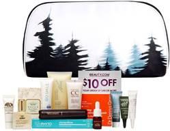 Beauty.com x Tess Giberson's Winter Forest Bag