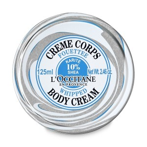 L'Occitane Shea Butter Whipped Body Cream