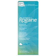 Rogaine Women's Hair Regrowth Treatment, Once-a-Day Foam