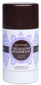 The Healthy Deodorant in Vanilla Lavender