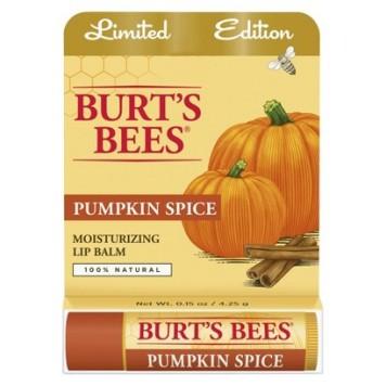 Burt's Bees Pumpkin Lip Balm
