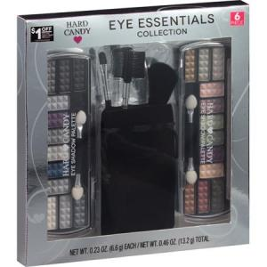 Hard Candy Eye Essentials Collection Eye Shadow Palette Holiday Gift Set