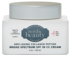 Nordic Beauty Broad Spectrum SPF 30 CC Cream