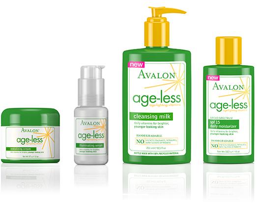 Avalon Organics Age-Less