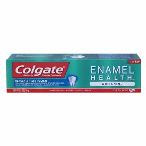 Colgate Enamel Health Whitening Toothpaste