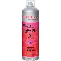 got2b 2sexy voluptuous volume hairspray