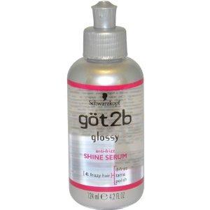 got2b glossy anti-frizz shine serum