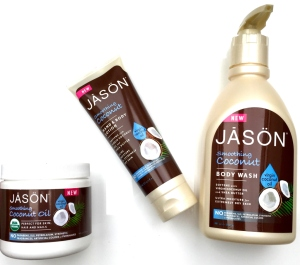 JĀSÖN® Smoothing Coconut Collection