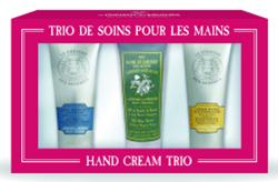 Le Couvent des Minime Hand Cream Trio
