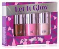 Pür Minerals Let It Glow! Makeup Stick Trio