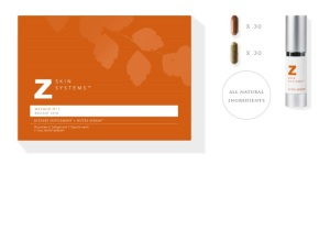 ZSS Skincare Method NO. 1: Radiant Skin Formula