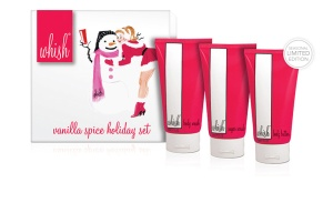 Whish Holiday Set in Vanilla Spice