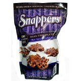 Snappers Crunchy and Salty and Sweet Dark Chocolate Sea Salt Caramel