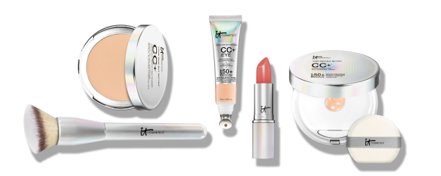 IT Cosmetics New Year, Your Most Beautiful Skin! Five-Piece Collection