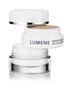 Lumene Bright Now Visible Repair 2 in 1 Eye Cream & Concealer