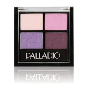 Palladio Eyeshadow Quad in Spellbound