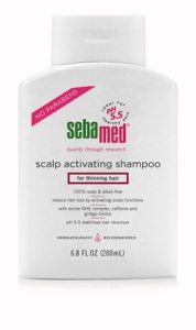 SebaMed Scalp Activating Shampoo