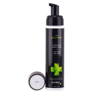 TouchBack Plus Clear Hydrating Micro-Foam Shampoo