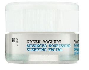 Korres Greek Yoghurt Sleeping Facial
