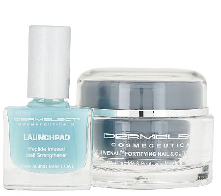 Dermelect Cosmeceuticals Nail Strengthener Duo