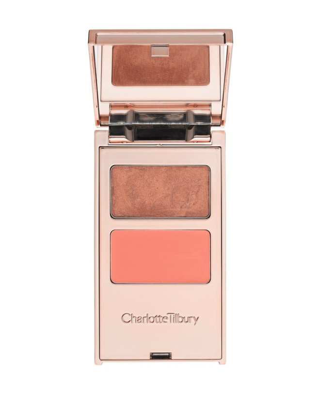 Charlotte Tilbury Filmstars on the Go Breakfast at Tiffany's