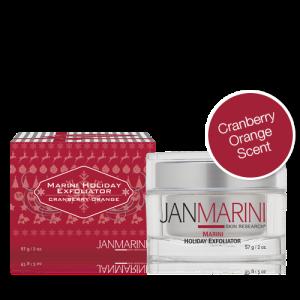 Jan Marini Holiday Exfoliator in Cranberry Orange