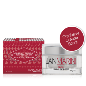 Jan Marini Holiday Exfoliator in Cranberry Orange