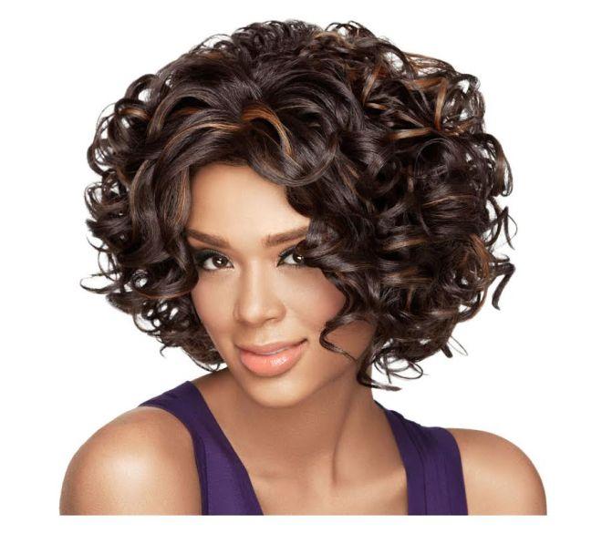 Luxhair by Sherri Shepherd Lace Front Soft Curls