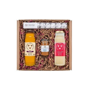 Savannah Bee The Sweetest Surprise Valentine's Day Gift Set
