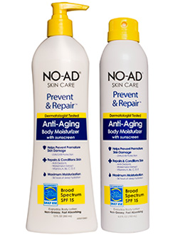 NO-AD Skin Care Prevent and Repair