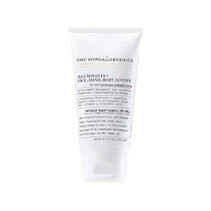 VMV Hypoallergenics Illuminants + Face-Hand-Body Lotion