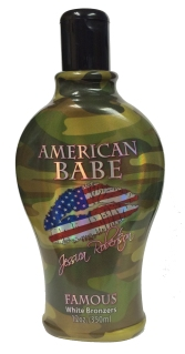 Jessica Robertson American Babe Bronzer