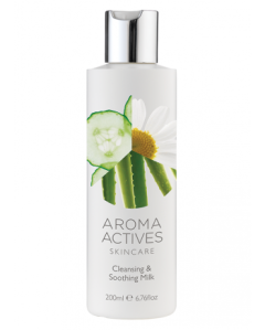 Aroma Actives Cleansing and Soothing Milk