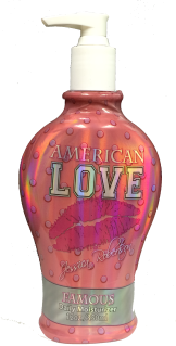 Jessica Robertson American Love Daily Moisturizer