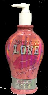 Jessica Robertson American Love Daily Moisturizer