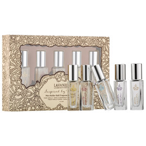 Lavanila Laboratories The Healthy Mini Roller-Ball Fragrance Collection