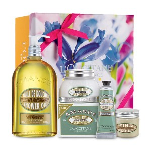 L'Occitane Almond Smooth Collection