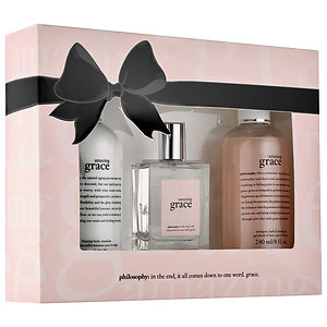 philosophy amazing grace edt layering set