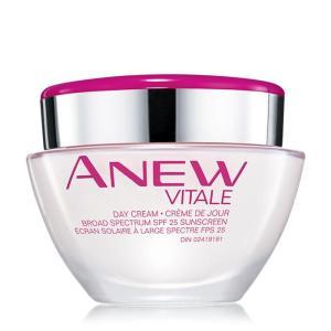 Avon ANEW Vitale Day Cream Broad Spectrum SPF 25