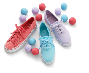eos x Keds Collection