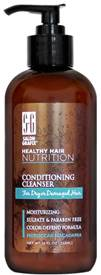 Salon Grafix Healthy Hair Nutrition Cleansing Conditioner