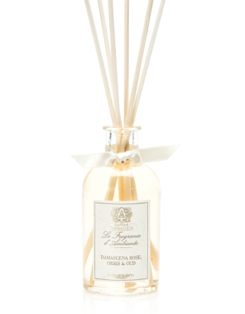 Antica Farmacista Damascena Rose, Orris and Oud Diffuser