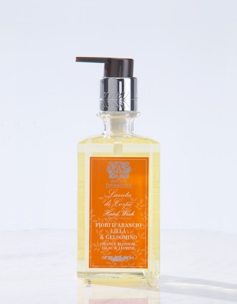 Antica Farmacista Orange Blossom, Lilac and Jasmine Hand Wash
