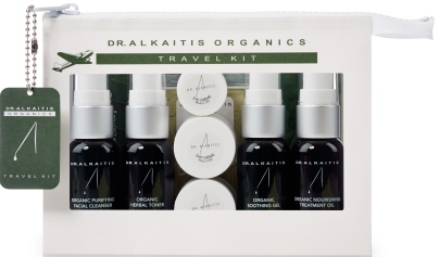 Dr. Alkaitis Organic Skin Care Travel Kit