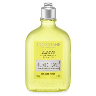 L'Occitane Cedrat Shower Gel