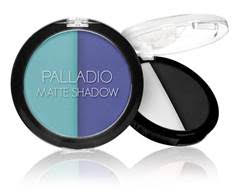 Palladio Herbal Matte Shadow Duos