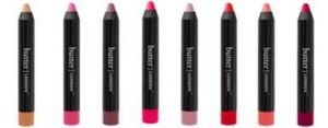 butter LONDON LIPPY Bloody Brilliant Lip Crayons