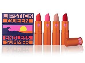 Lipstick Queen Endless Summer SPF 15 Collection