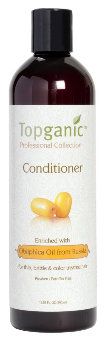 Topganic Conditioner with Obliphica Oil